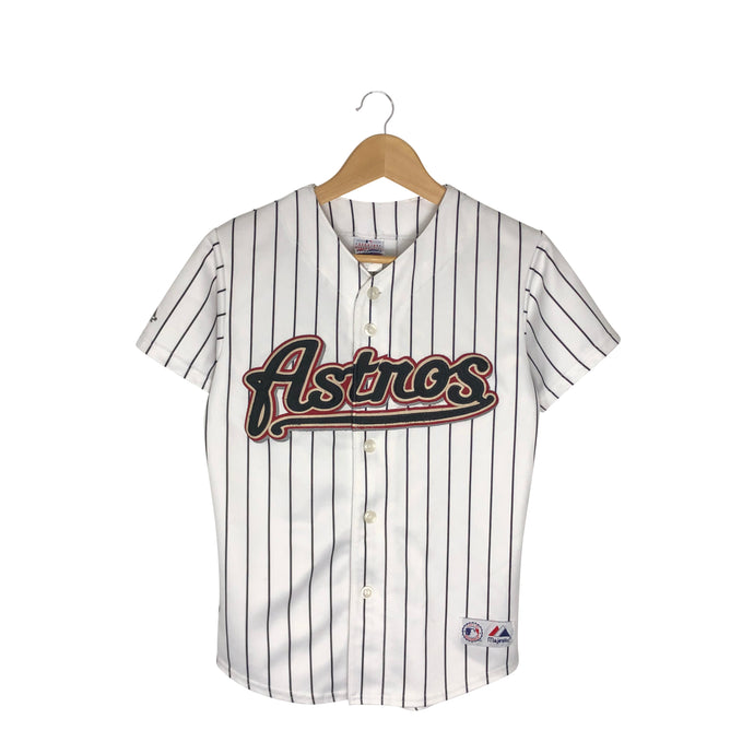 MLB Houston Astros Hunter Pence #9 Jersey - Women's XS