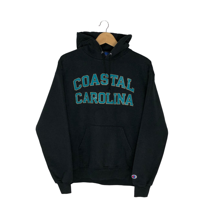 Vintage Champion Coastal Carolina Hoodie - Women's Medium