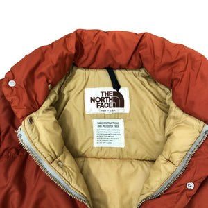 Vintage 1980s The North Face Down Jacket - Women's Small