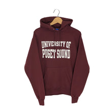Load image into Gallery viewer, Vintage Champion University of Puget Sound Hoodie - Men's Medium