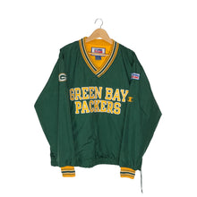 Load image into Gallery viewer, Vintage Champion Green Bay Packers Pullover Windbreaker - Men's Medium