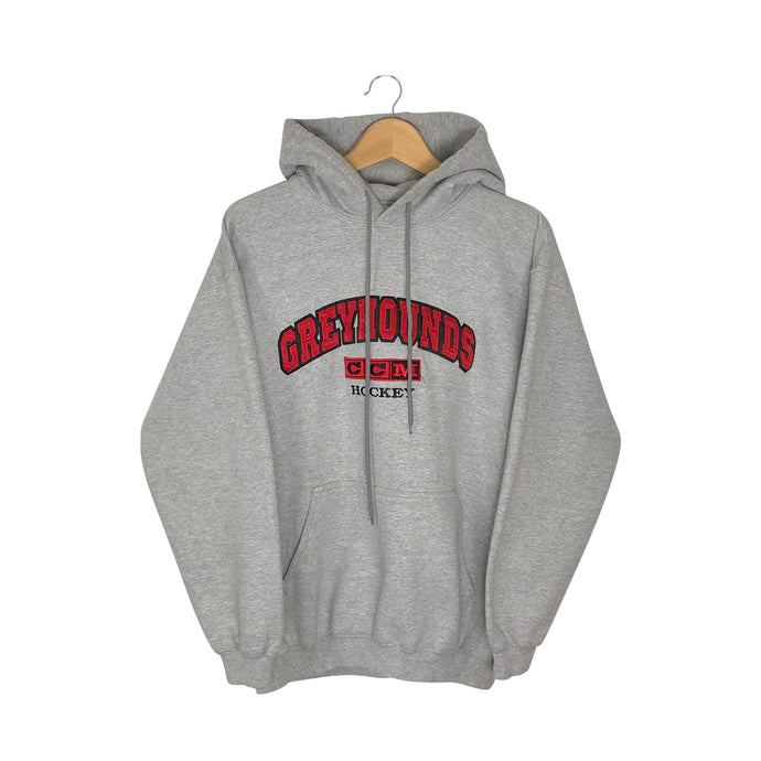 CCM Greyhounds Hockey Hoodie - Women's Medium