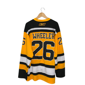 2010 Reebok Boston Bruins Winter Classic Blake Wheeler #26 Jersey - Men's Large