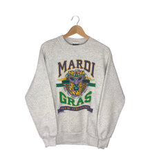 Load image into Gallery viewer, Vintage 1990 Mardi Gras New Orleans Sweatshirt - Women's Large