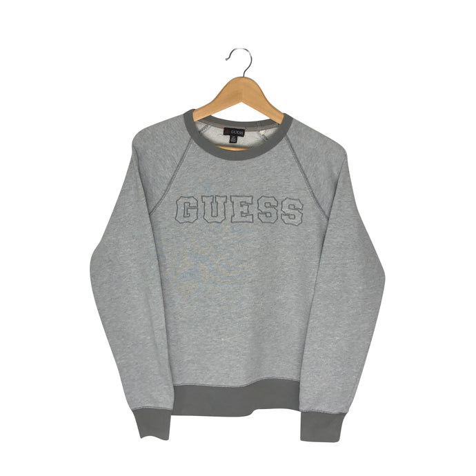 Guess Spell Out Sweatshirt