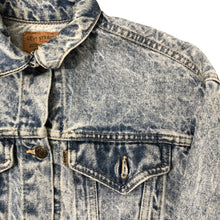 Load image into Gallery viewer, Vintage Levis Brown Tab Denim Jacket - Women's XS