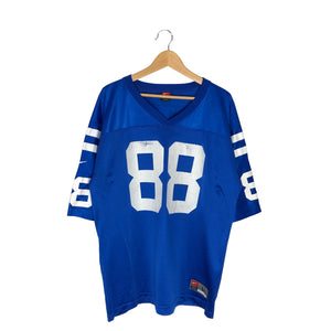 Vintage Nike NFL Indianapolis Colts Marvin Harrison #88 Jersey - Men's Large