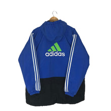 Load image into Gallery viewer, Vintage Adidas Big Logo Insulated Coat - Women's XL