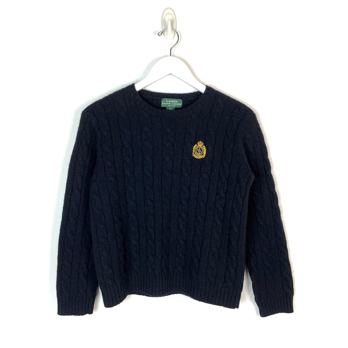 Vintage Polo Ralph Lauren Sweater - Women's Small
