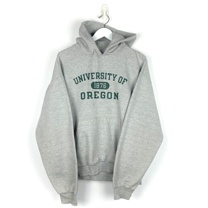 Champion University of Oregon Hoodie - Men's Large