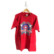 Load image into Gallery viewer, Vintage 1991 Montreal Canadiens T-Shirt *XL*