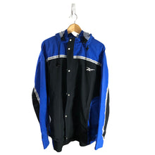 Load image into Gallery viewer, Vintage Reebok Reflective Full Zip Windbreaker *L*