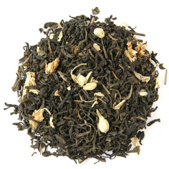 1/2 Lb Jasmine Green Loose Leaf Tea makes 100+ Cups by ABC Tea Co.