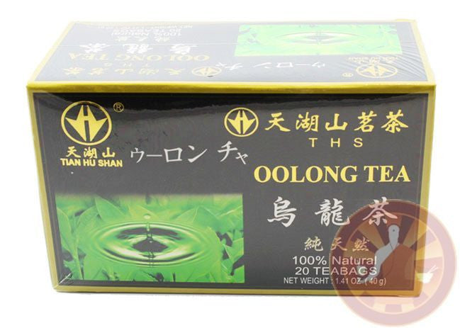 Black Label Oolong Tea 20 Tea Bags ALL NATURAL