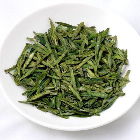 PREMIUM Dragon Well / Long Jing Loose Leaf Green Tea by Urban Monk Tea