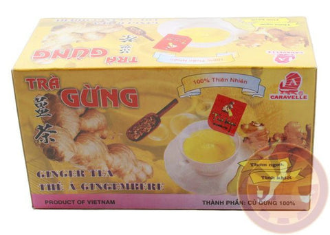 Ginger Tea 20 Tea Bags ALL NATURAL