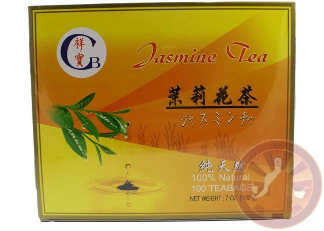 Gold Label JASMINE Green Tea 100 Tea Bags