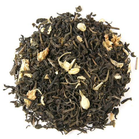 1/2 Lb JASMINE GREEN Loose Leaf Tea makes 100+ Cups by URBAN MONK TEA