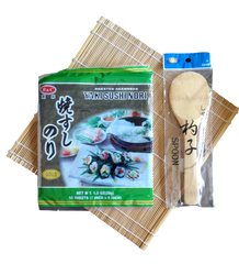 3 Piece SUSHI KIT Gift Set