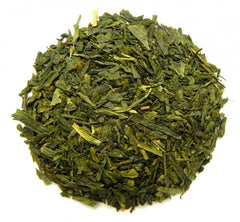 1/2 Lb SENCHA JAPANESE GREEN Loose Leaf Tea makes 100+ Cups by URBAN MONK TEA