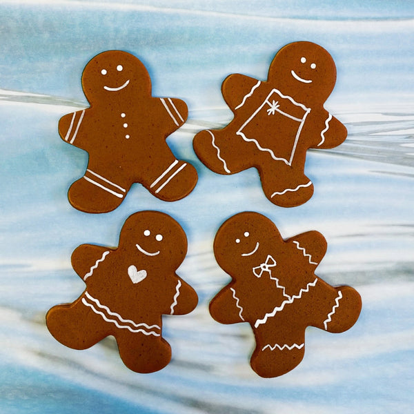 gingerbread people tiles