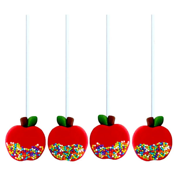 caramel apples marzipan candy lollipops