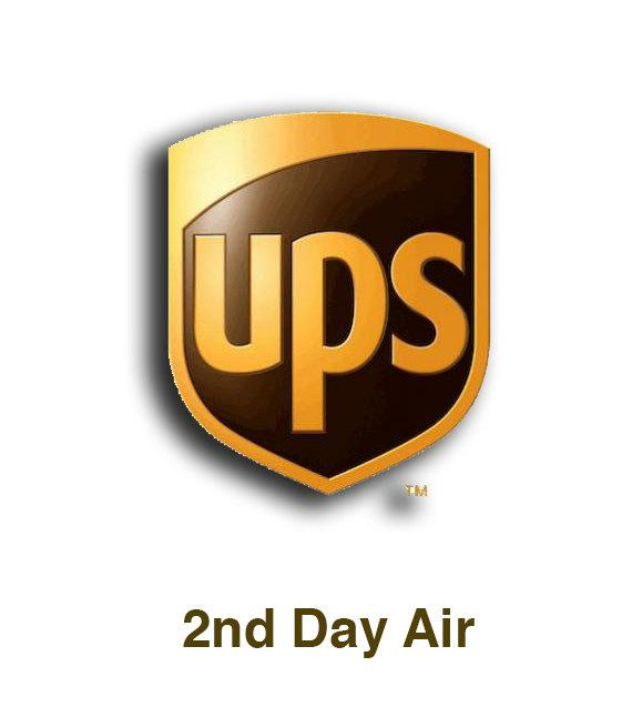 UPS 2nd Day Air Upgrade - West Coast