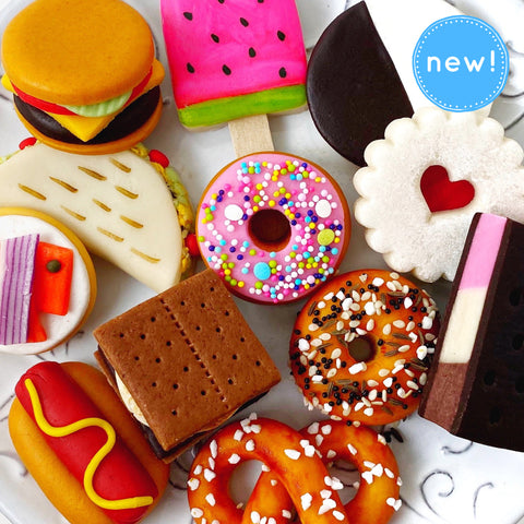 marzipan foodie collection new