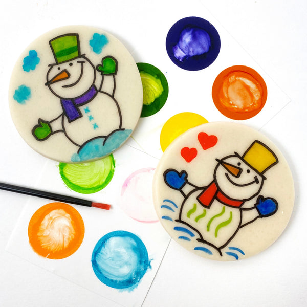 paint-your-own snowman