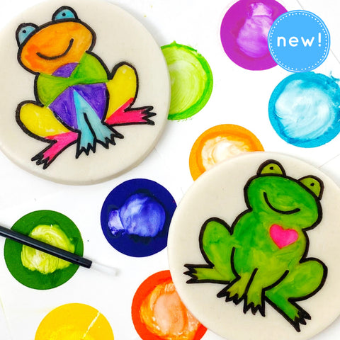 Passover paint your own frogs new