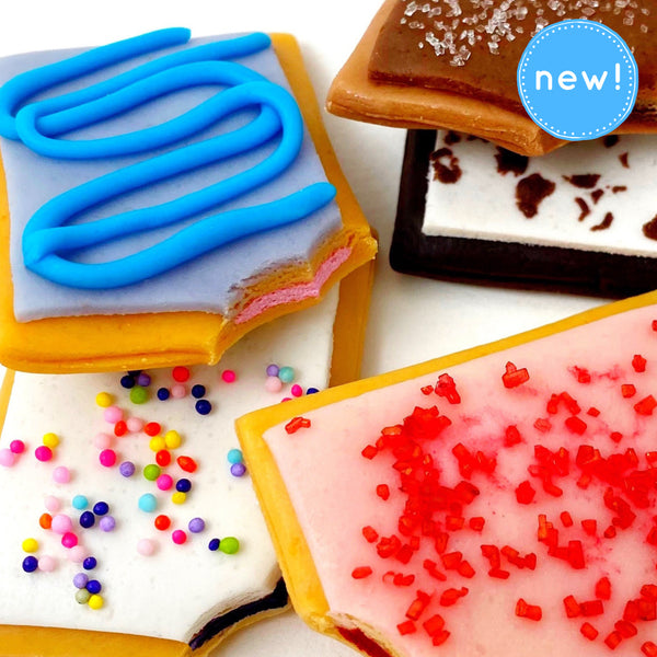 pop tart marzipan candy treats new