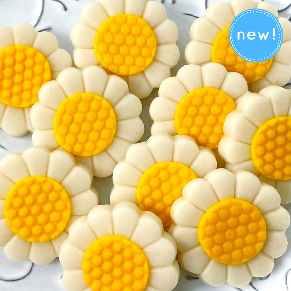 daisy marzipan candy tiles new