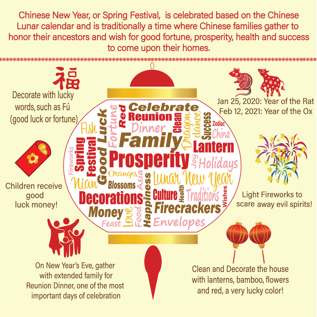 Our Chinese New Year Infographic for Kids Explained!