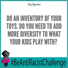 inventory of toys for diversity