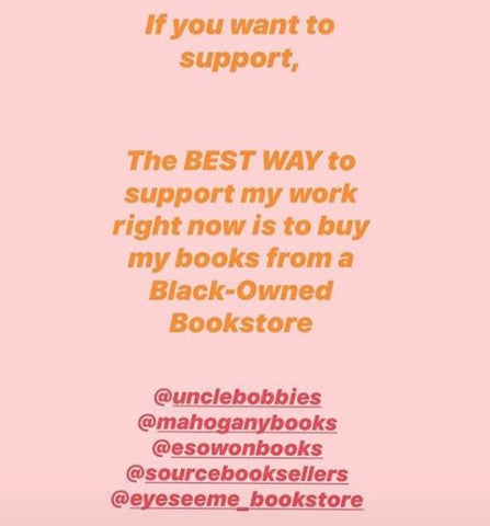 black owned bookstores