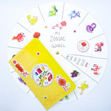 Party Pack 5 Sticker Sets: Celebrate Chinese New Year!
