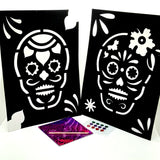 Sugar Skull crafts, Dia de los Muertos Crafts for Kids