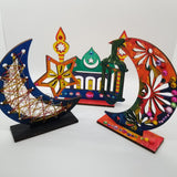 Eid crafts, Eid gifts, Ramadan crafts, Ramadan Decor