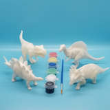 Paint Dinosaur - Party Favor for Valentine's Day!