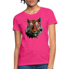 Tiger Women's T-Shirt - fuchsia