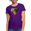 Elephant Women's T-Shirt - purple