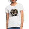 Tiger Women's T-Shirt - white
