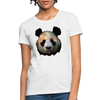 Panda Women's T-Shirt - white