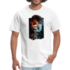 Gorilla t-shirt - Animal Face T-Shirt - white