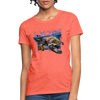 Sea turtle Women's T-Shirt - heather coral