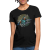 King fisher Women's T-Shirt - black