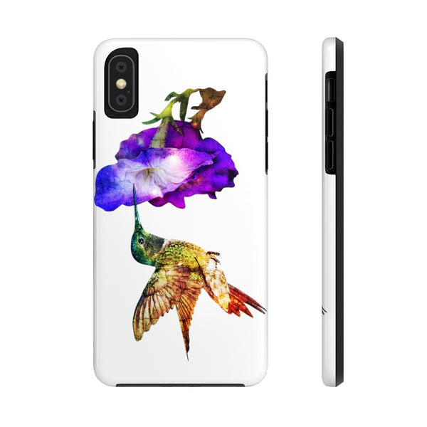 Hummingbird Case Mate Tough Phone Cases