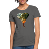 Elephant Women's T-Shirt - charcoal