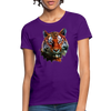 Tiger Women's T-Shirt - purple