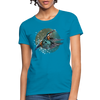 King fisher Women's T-Shirt - turquoise